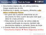 documento digital f cil de forjar