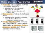 modelo cl ssico de apps site web