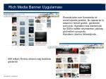 rich media banner uygulamas