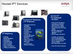 hosted ipt services