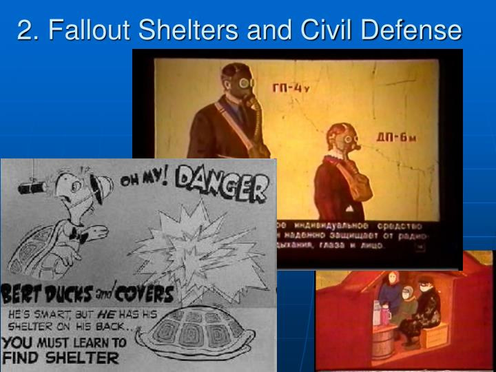 2. Fallout Shelters and Civil Defense