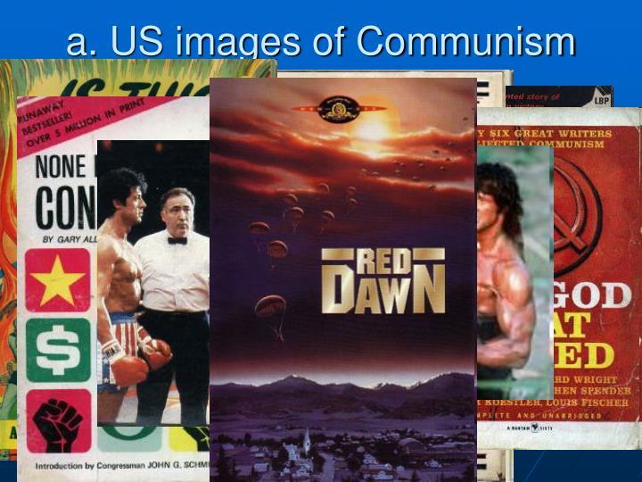 a. US images of Communism