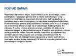 rozpad gamma