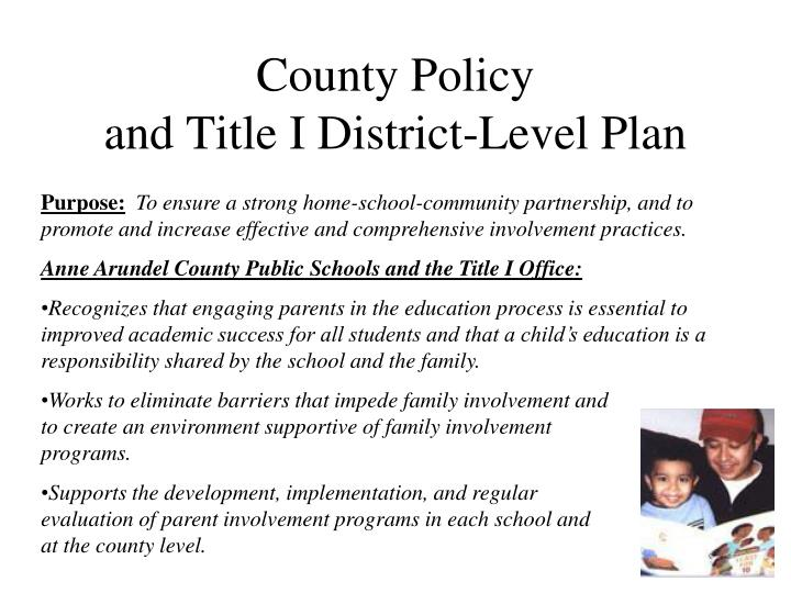 County Policy