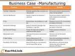 business case manufacturing1