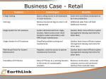 business case retail1