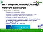 eee energetika ekonomija ekologija23