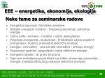 eee energetika ekonomija ekologija27
