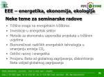eee energetika ekonomija ekologija28