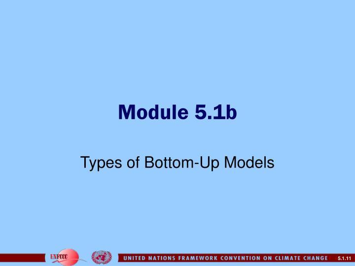 Module 5.1b