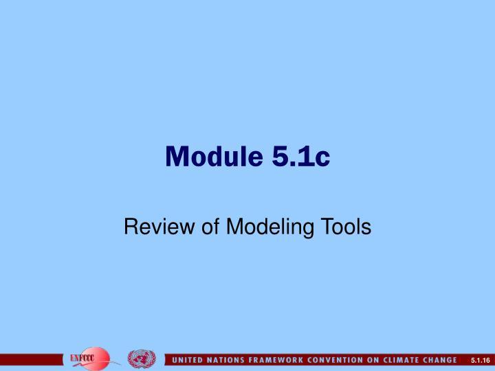 Module 5.1c
