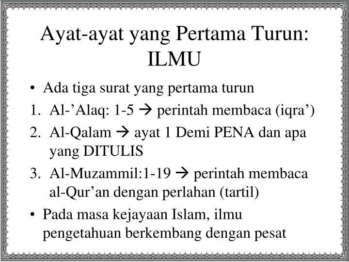 Ayat-ayat