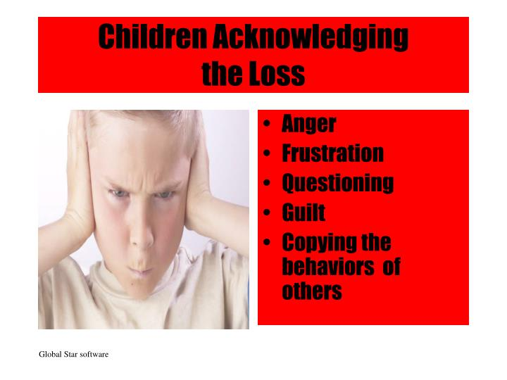 Children Acknowledging