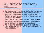 ministerio de educaci n francia de la mixit a l egalit 20001