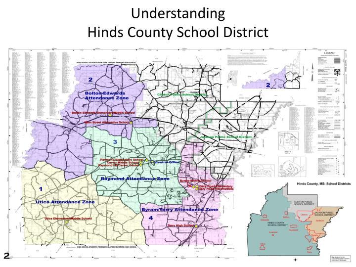Understanding hinds county school district