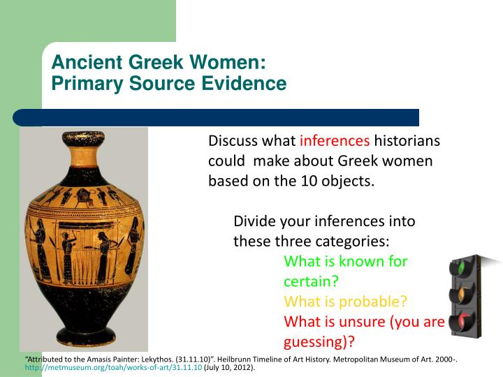 Ancient Greek Women: