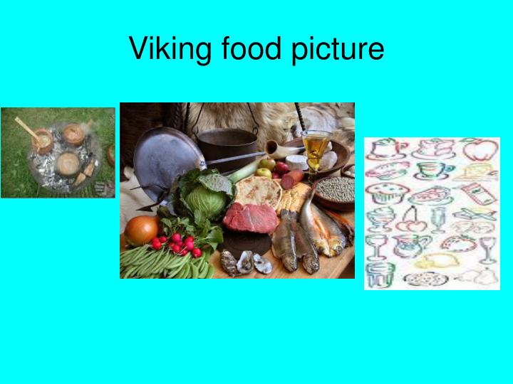 Viking food picture