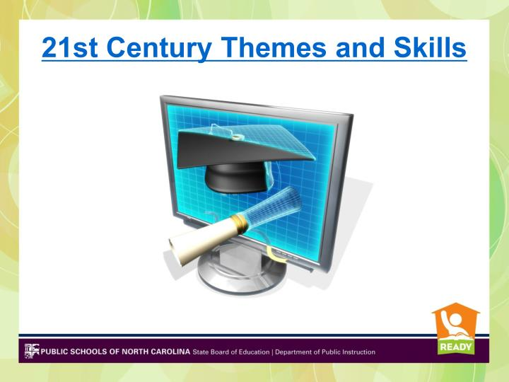 21st Century Themes and Skills