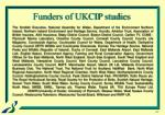 funders of ukcip studies