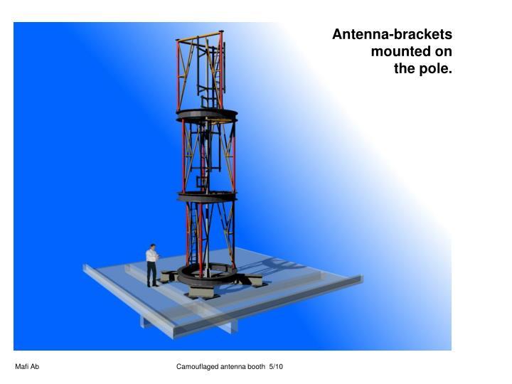 Antenna-brackets