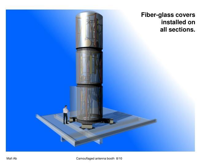 Fiber-glass covers