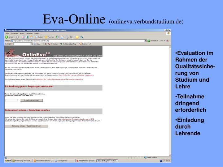 Eva-Online