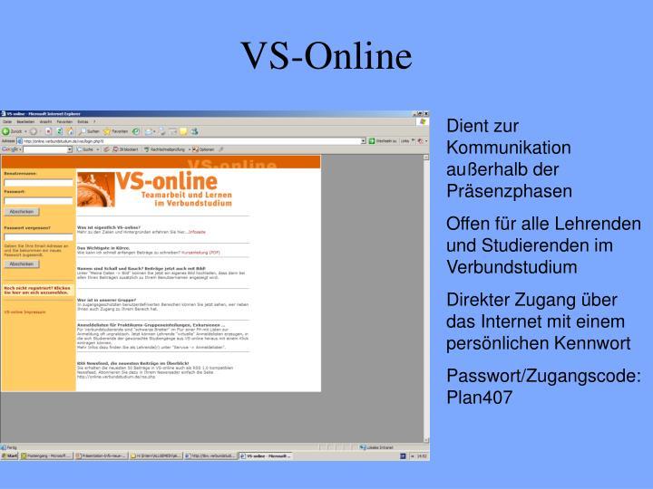 VS-Online