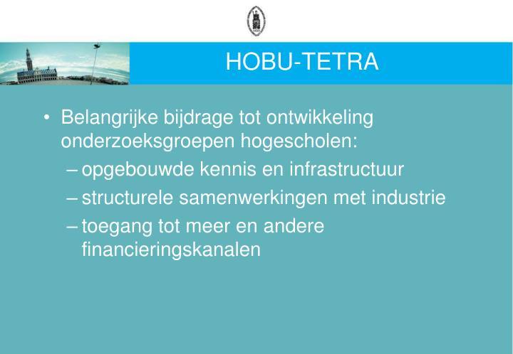 HOBU-TETRA