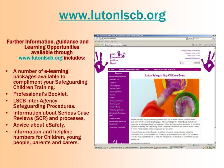 www.lutonlscb.org