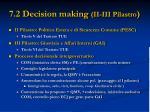 7 2 d ecision making ii iii pilastro