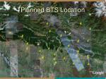 planned bts location