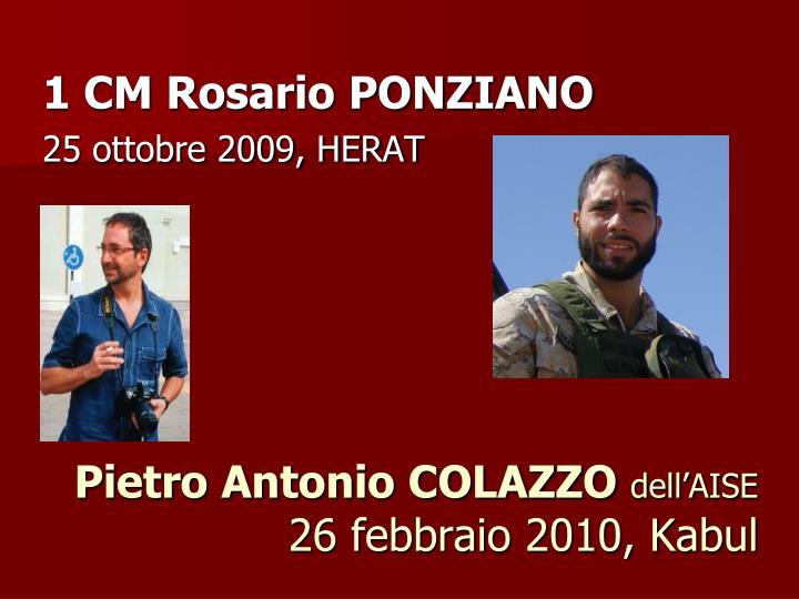 Pietro Antonio COLAZZO