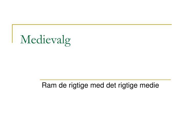 Medievalg