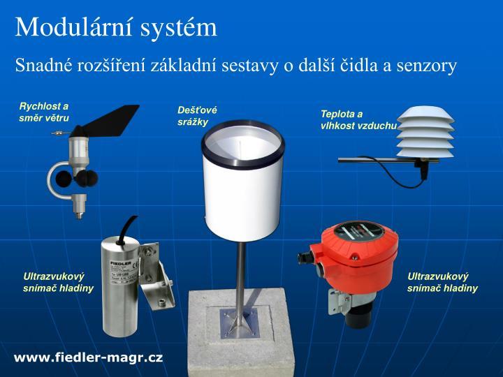 Modulární systém