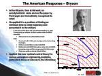 the american response bryson