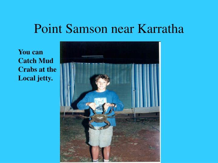 Point Samson near Karratha