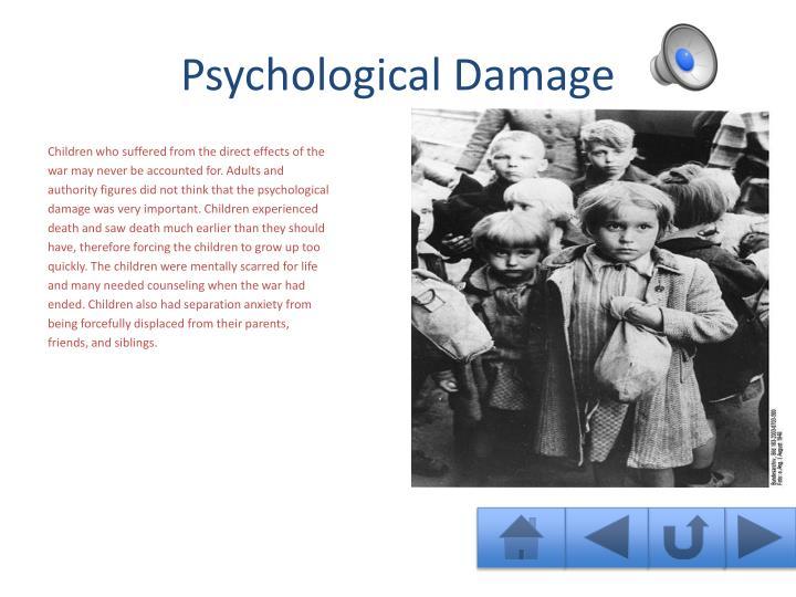 Psychological Damage