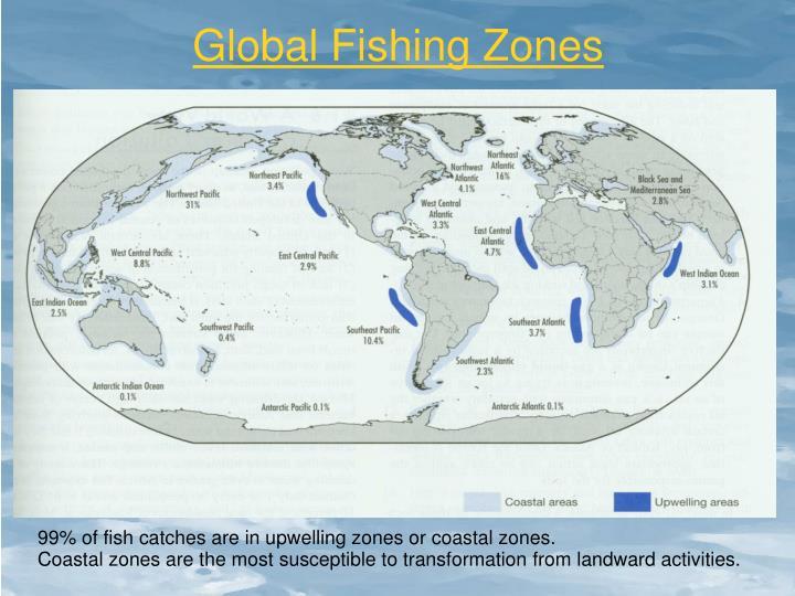 Global Fishing Zones