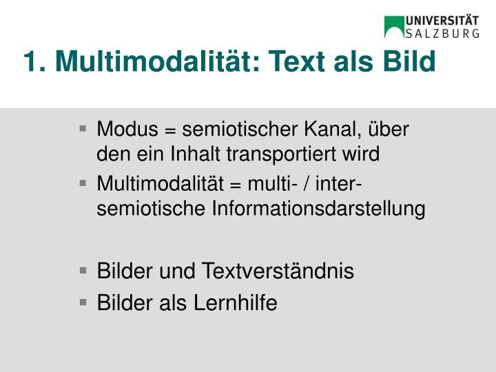 1 multimodalit t text als bild