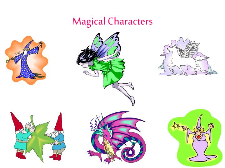 Magical Characters