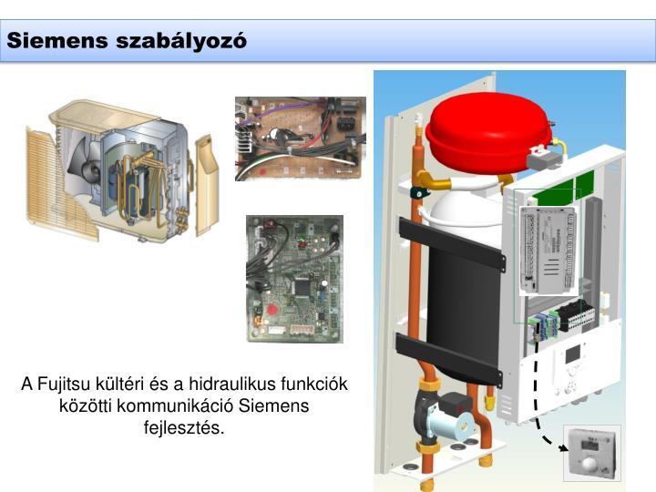 Siemens szabályozó
