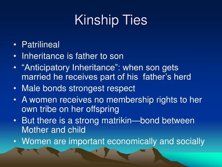 Kinship Ties