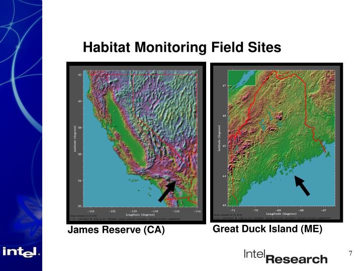 James Reserve (CA)