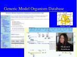 generic model organism database