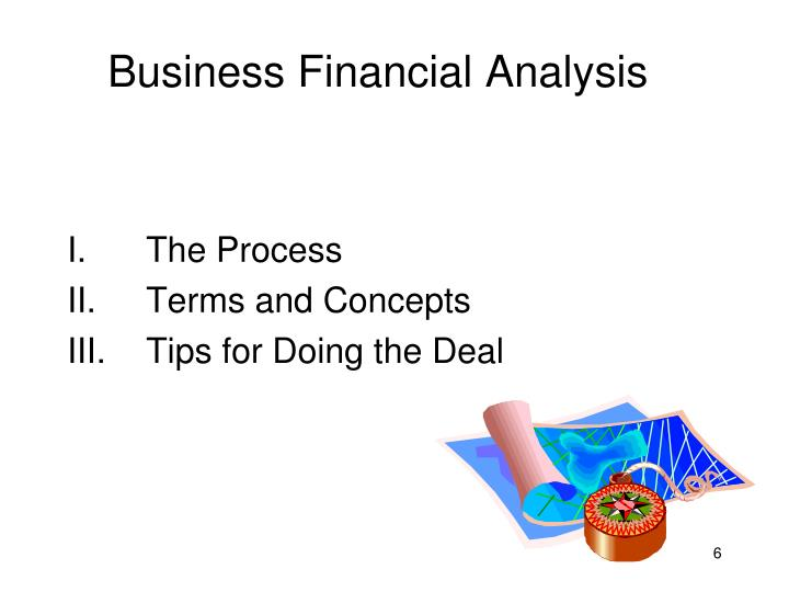 Business Financial Analysis