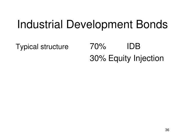 Industrial Development Bonds