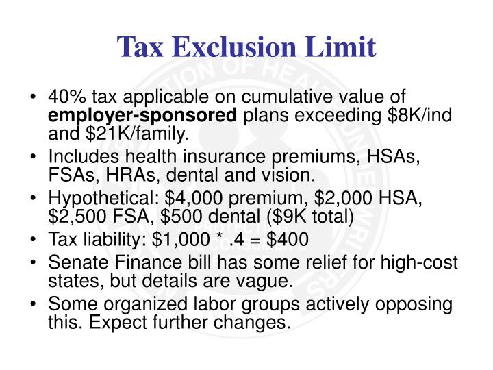 40% tax applicable on cumulative value of