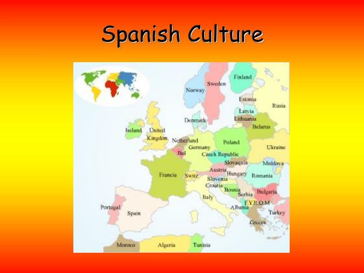 Spanish culture1