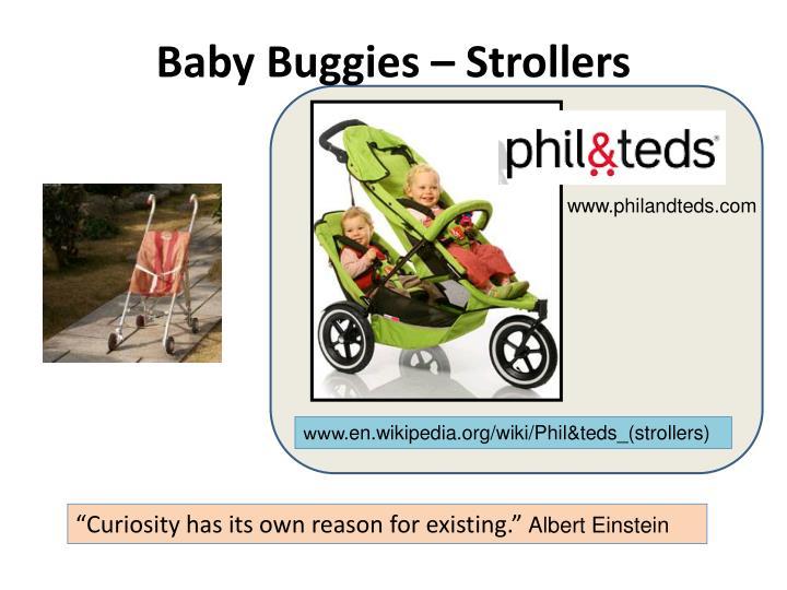 Baby Buggies – Strollers