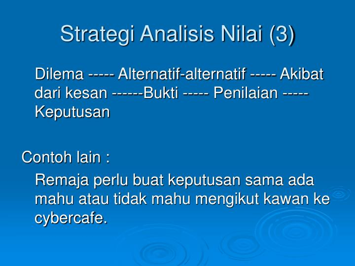 Strategi Analisis Nilai (3)